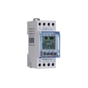 Legrand - AlphaRex³ D22 230V AC Wochenschaltuhr, 2K