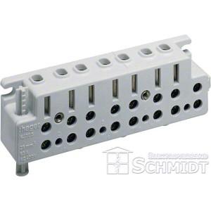 Hager KJ30S - Zählersteckklemme für Drehstromzähler mit TRE-Anschlussklemmen