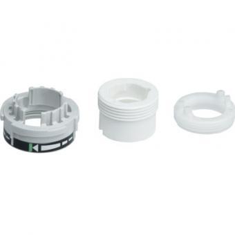 Hager - Ventiladapter für Stellantrieb und Ventile Danfoss, Giacomini, M28x1,5