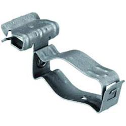 Erico Klammer H-MSM - Flanschstärke 14 - 20mm, Rohr-Ø 18-30mm