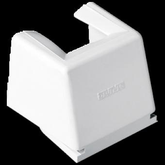 Jung WG 600 - Zubehör Kanal-Einführung für Kabelkanal 15 x 15 mm
