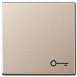 "Wippe mit Symbol ""Tür"" (champagner)"