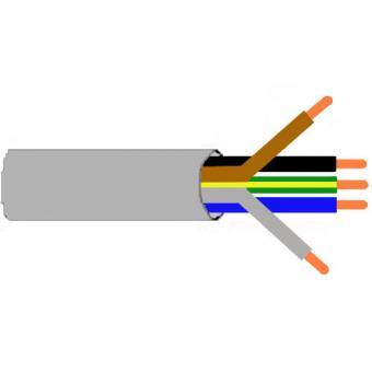 Betonkabel NI2XY-J 5x1,5 - 100m Ring