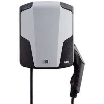 ABL Ladestation Wallbox eMH1, 11 kW, Typ2 Ladekabel