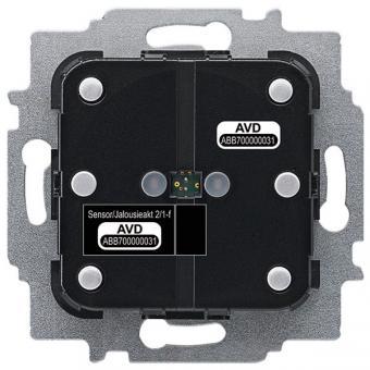 Sensor/Jalousieaktor 2/1-fach für Busch-free@home®