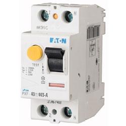 Eaton FI-Schutzschalter PXF-40/2/003-A, 40A - 0,03A - 2polig