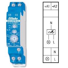 eltako EUD12NPN-UC Universal-Dimmschalter