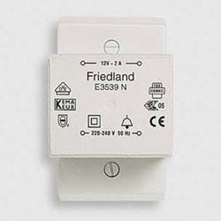 Friedland E3539N - Klingeltransformator 12V / 2A