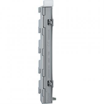 Hager - Sammelschienenverbinder, Feld/Feld, 5polig, CU12x5mm, 250A, isoliert, wartungsfrei
