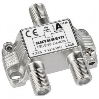 Kathrein EBC 02/G - 2fach-Verteiler