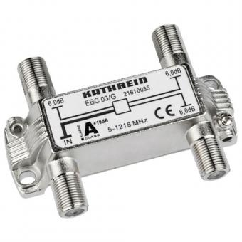 Kathrein EBC 03/G - 3fach-Verteiler