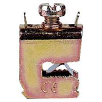 Striebel & John ZK81P5 - Sammelschienenklemme 4 - 35 mm², 5 Stück