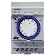 Theben SYN 151 h, 60-Minuten-Programm, 1 Wechsler